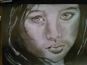 jobb agyféltekés rajz Némethi Judit 01