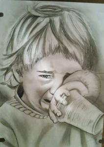 jobb agyféltekés rajz Némethi Judit 45