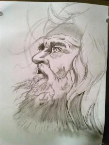jobb agyféltekés rajz Némethi Judit 48