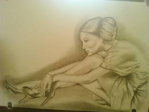 jobb agyféltekés rajz Némethi Judit 59