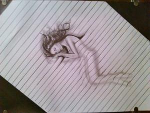 jobb agyféltekés rajz Némethi Judit 64