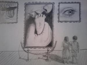 jobb agyféltekés rajz Vígvári Szabolcs 13