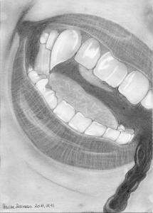 jobb agyféltekés rajz Vincze Zsuzsa 14