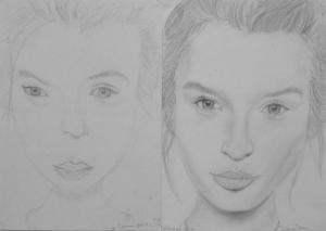 18.11 Varga Dorina (13 éves) 1. és 3. napi rajza