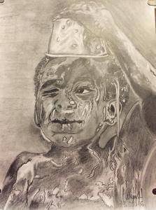 Nagy Tiborné Marianna rajztanfolyam utáni rajzai (11)