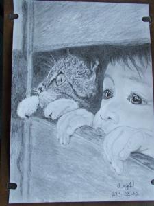 Nagy Tiborné Marianna rajztanfolyam utáni rajzai (18)