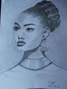 Nagy Tiborné Marianna rajztanfolyam utáni rajzai (8)