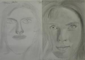 19.07 Czékmási Attila (14 éves) 1. és 3. napi rajza