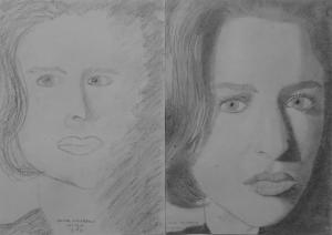 19.03 Lengyel - Kiss Gabriella 1. és 3. napi rajza
