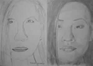 jobb agyféltekés rajztanfolyam 1. és 3. napi rajz 2012.11 Balogh Zoltán