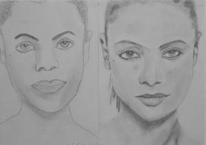 jobb agyféltekés rajztanfolyam 1. és 3. napi rajz 2013.12 Mező Tamás