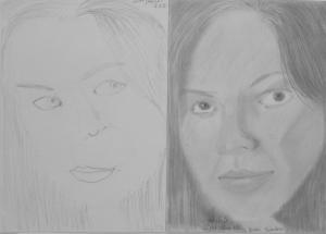 jobb agyféltekés rajztanfolyam 1. és 3. napi rajz 2014.07 Bródi Márta Bianka (12 éves)