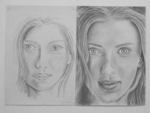 jobb agyféltekés rajztanfolyam 1. és 3. napi rajz 2014.03 Csörsz Róbert