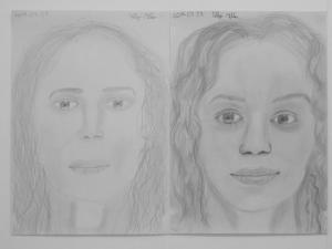 jobb agyféltekés rajztanfolyam 1. és 3. napi rajz 2014.03 Vályi Milán (12 éves)