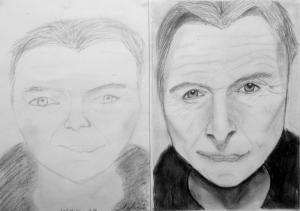 jobb agyféltekés rajztanfolyam 1. és 3. napi rajz 2014.09 Neamt Stefánia (13 éves)
